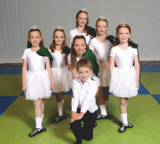 Maryellen Walsh Academy of Irish Dance