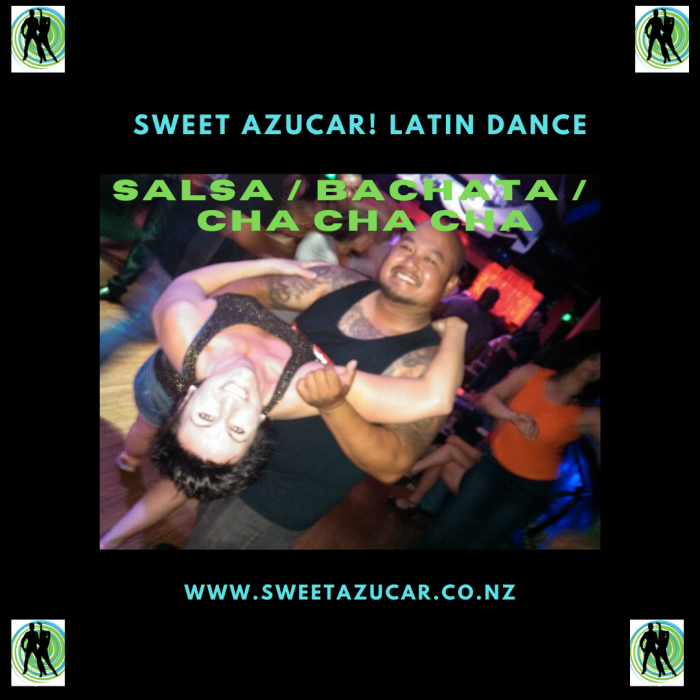 Sweet Azucar! Latin Dance